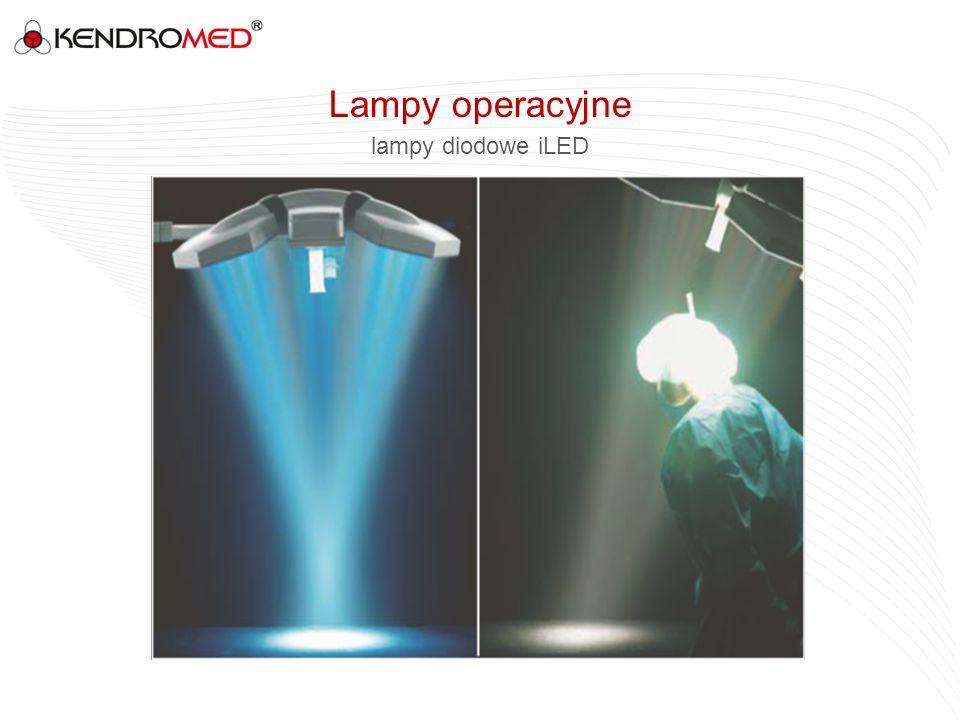Lampy operacyjne lampy diodowe iLED