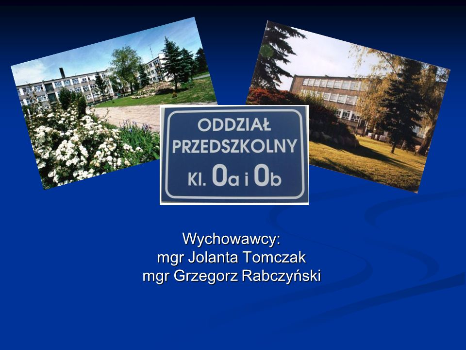 mgr Grzegorz Rabczyński