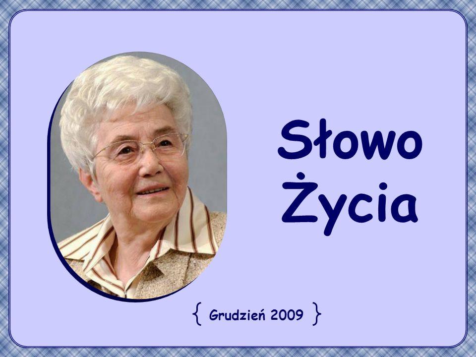 Słowo Życia Grudzień 2009