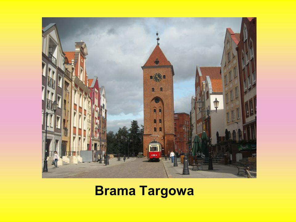 Brama Targowa