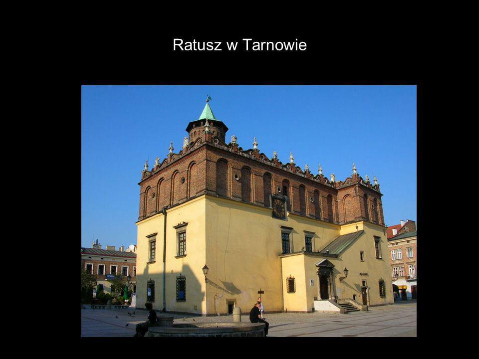 Ratusz w Tarnowie