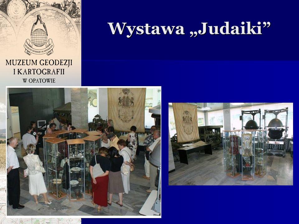 """Wystawa """"Judaiki"""