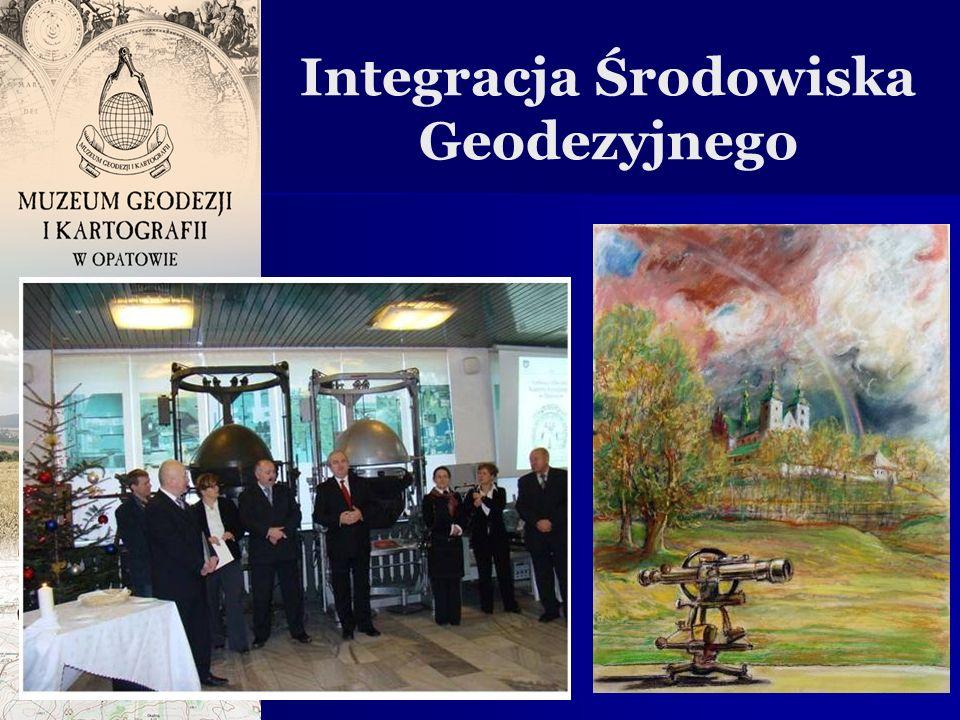 Integracja Środowiska Geodezyjnego