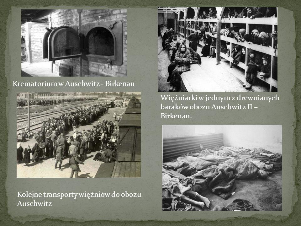 Krematorium w Auschwitz - Birkenau