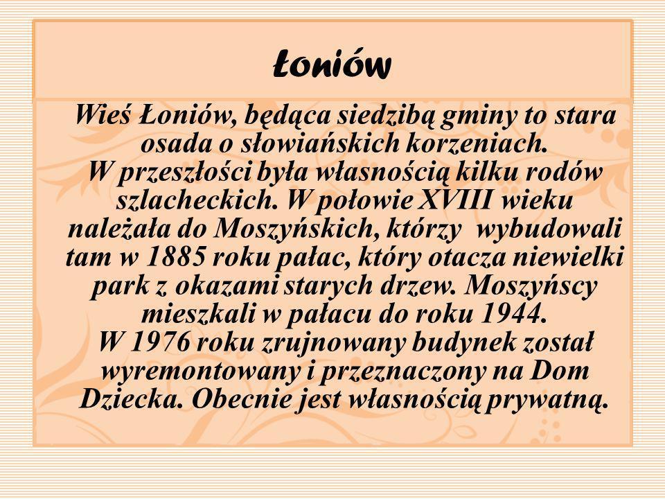 Łoniów