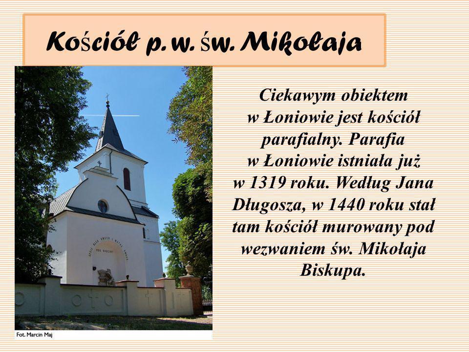 Kościół p. w. św. Mikołaja