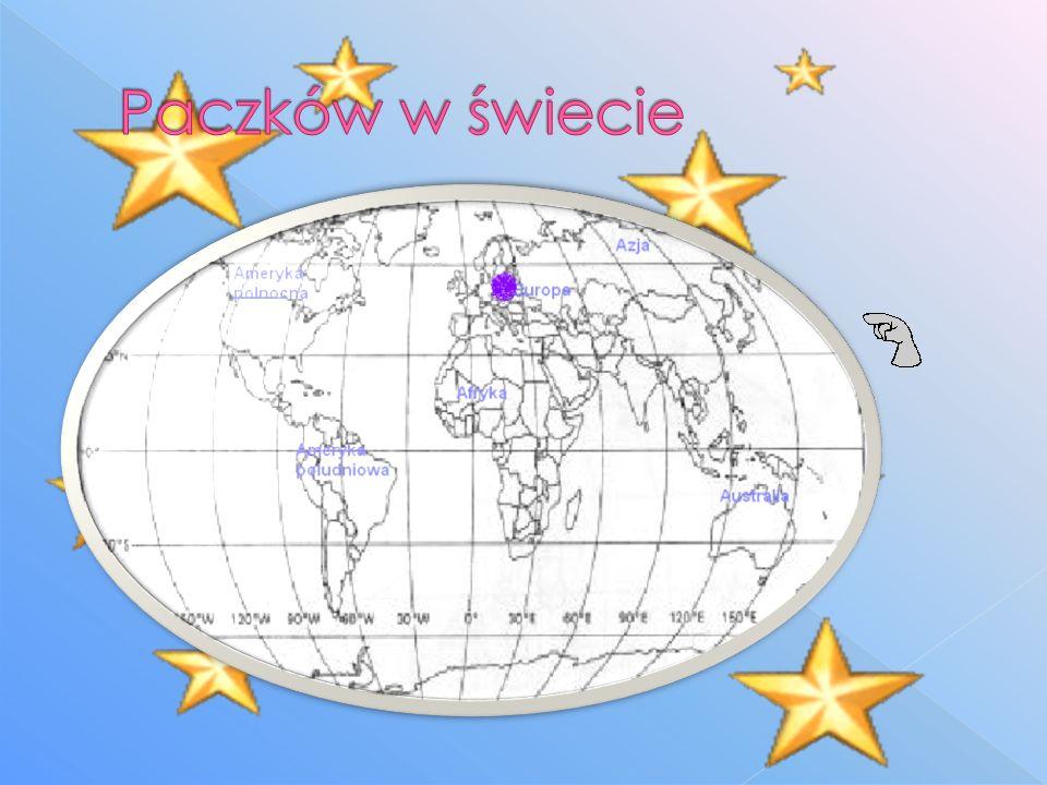 Paczków w świecie