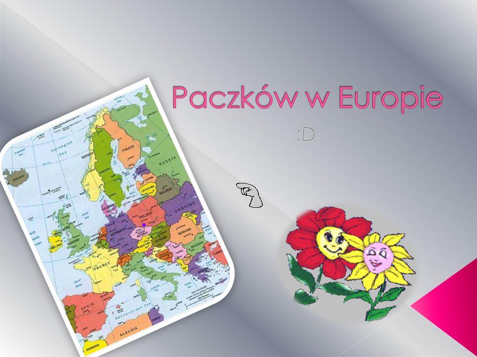 Paczków w Europie :D