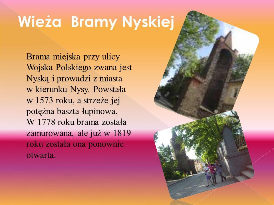 Wieża Bramy Nyskiej