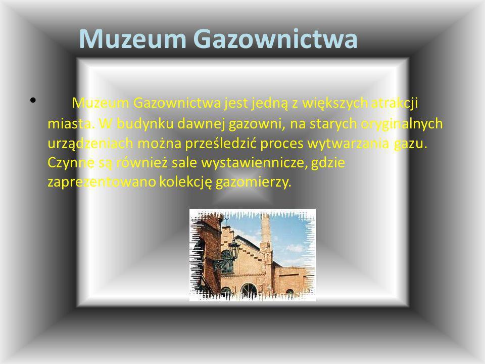 Muzeum Gazownictwa