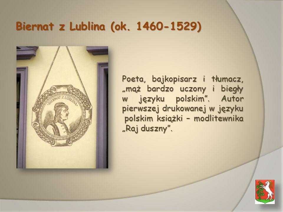 Biernat z Lublina (ok. 1460-1529)