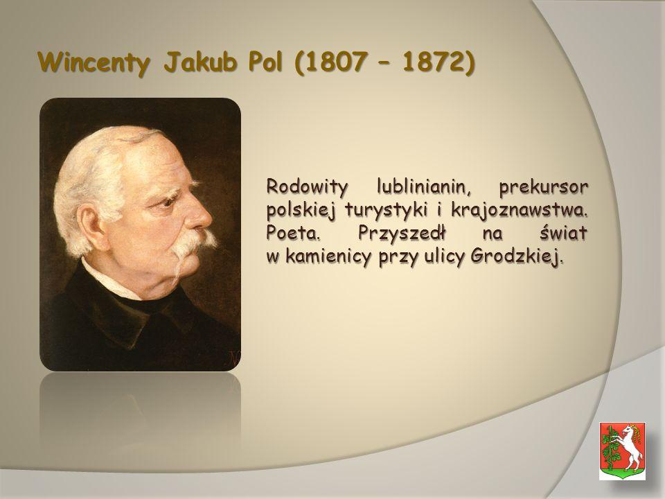 Wincenty Jakub Pol (1807 – 1872)
