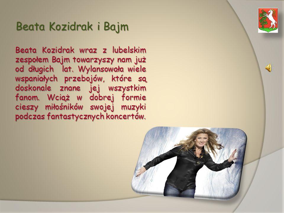 Beata Kozidrak i Bajm