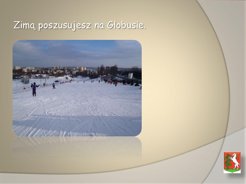 Zimą poszusujesz na Globusie.