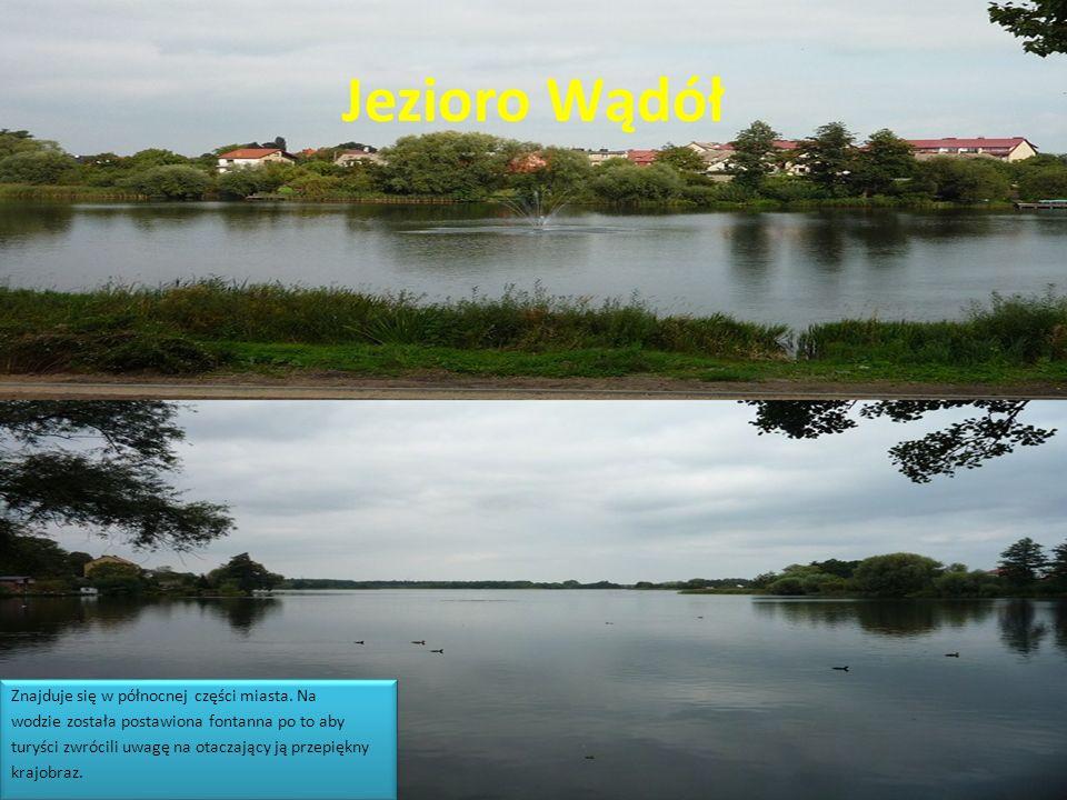 Jezioro Wądół