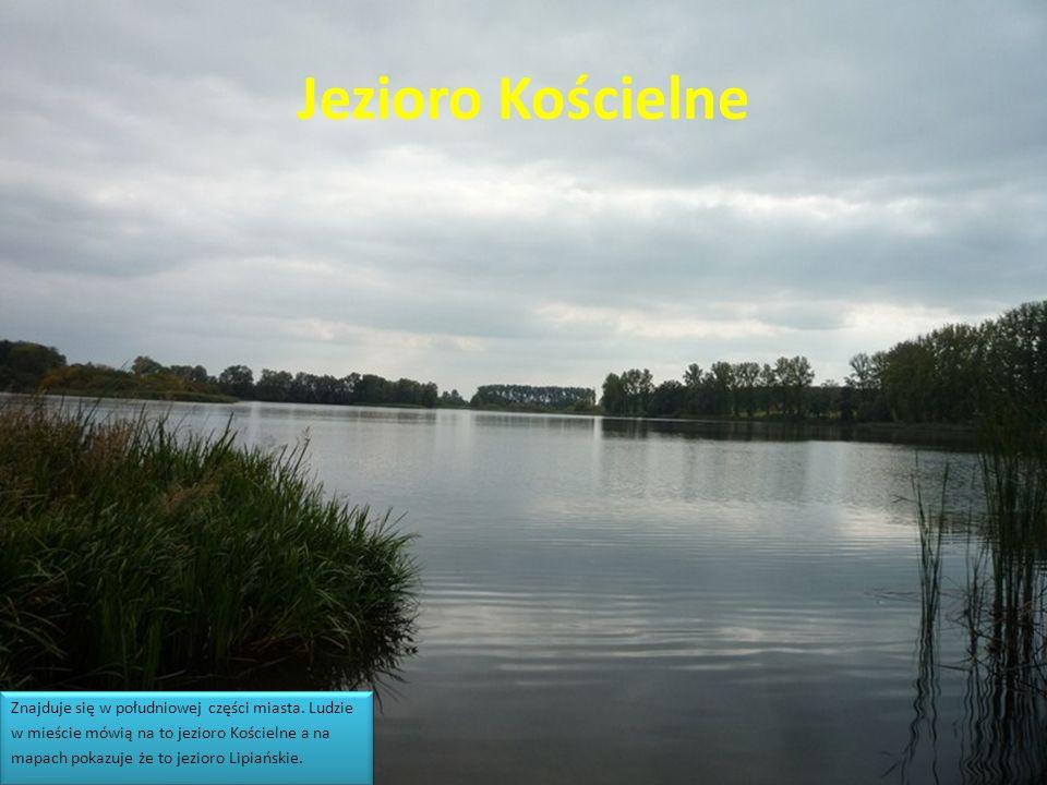 Jezioro Kościelne