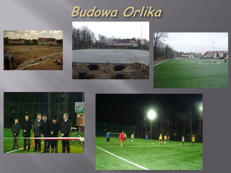 Budowa Orlika