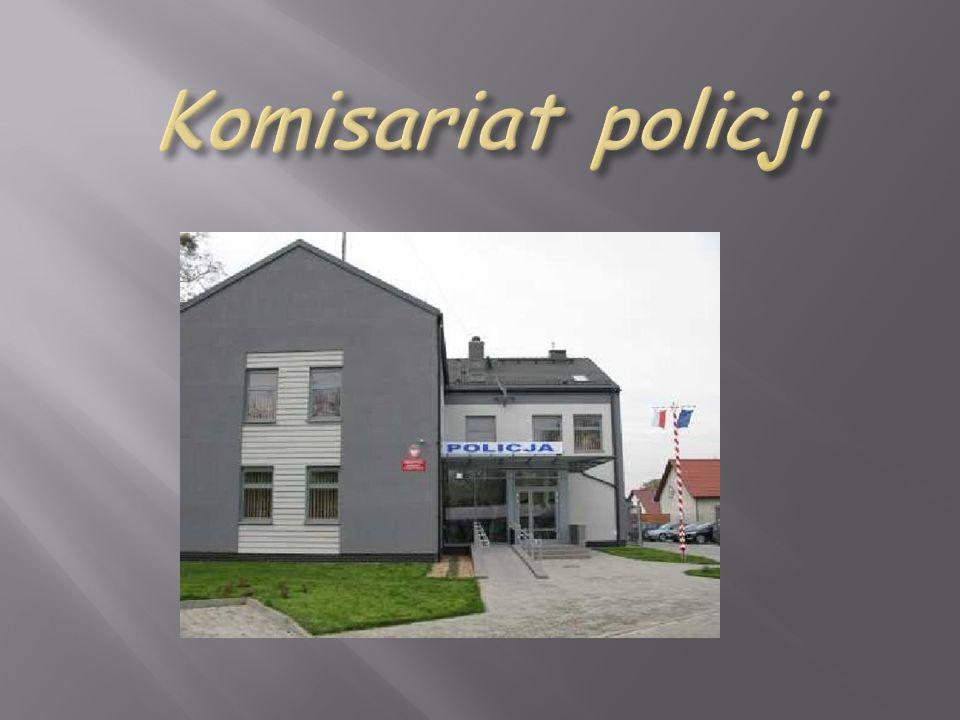 Komisariat policji
