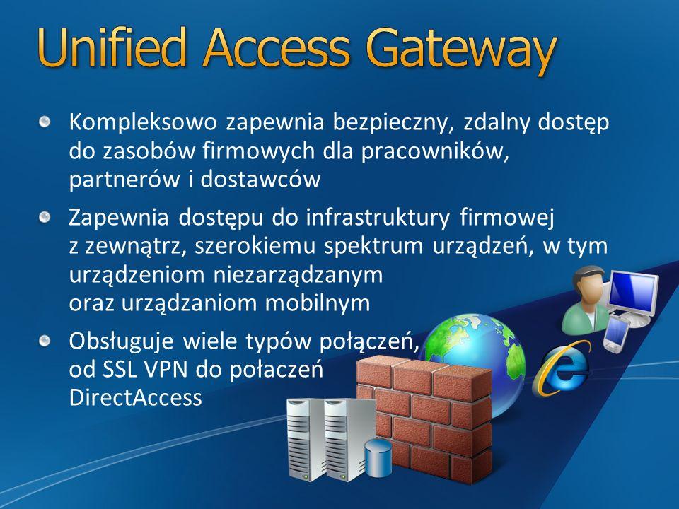 Unified Access Gateway