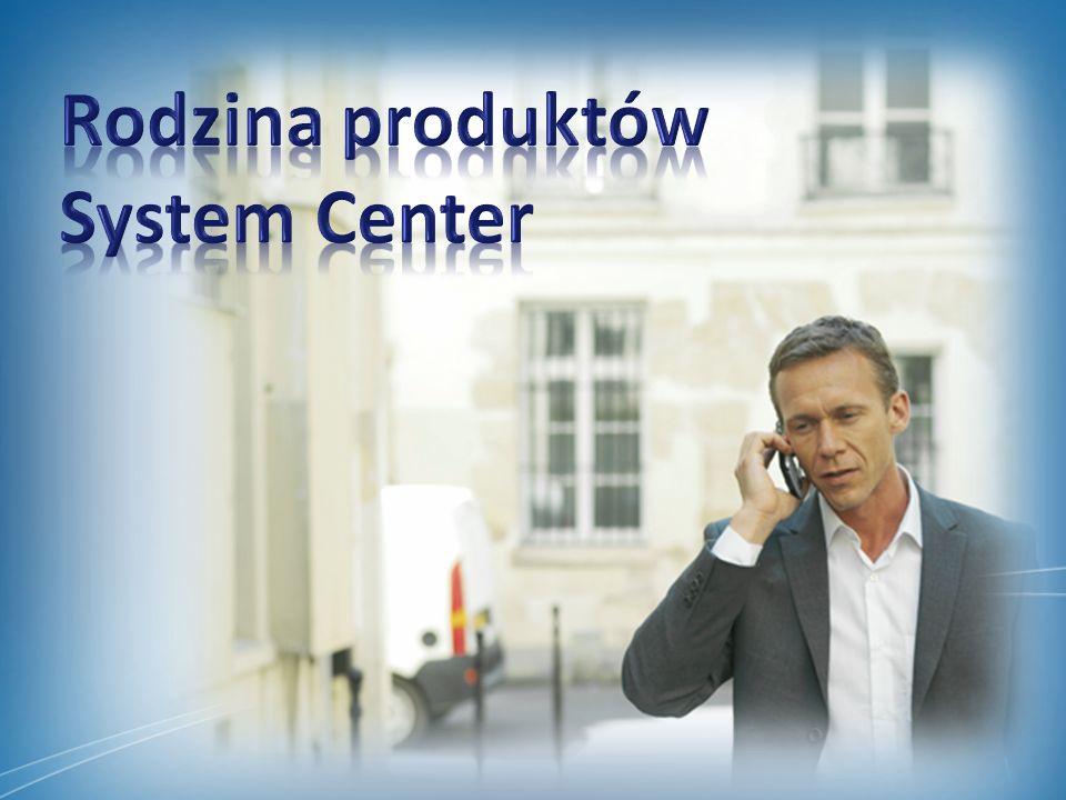 Rodzina produktów System Center