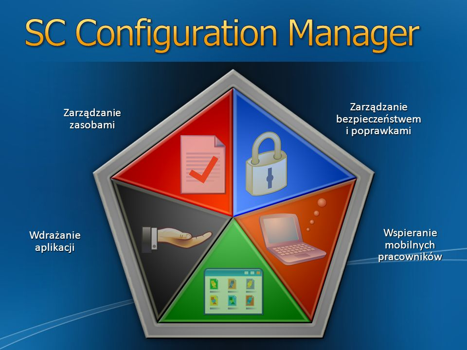 SC Configuration Manager