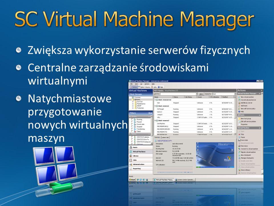 SC Virtual Machine Manager