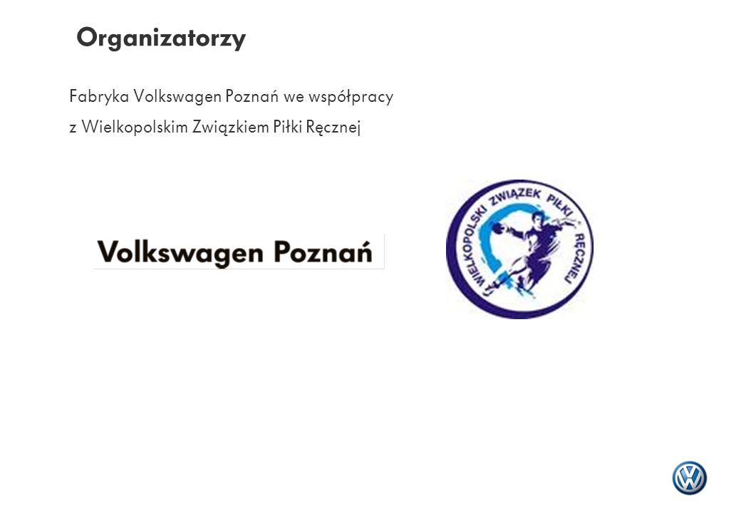 Organizatorzy Fabryka Volkswagen Poznań we współpracy
