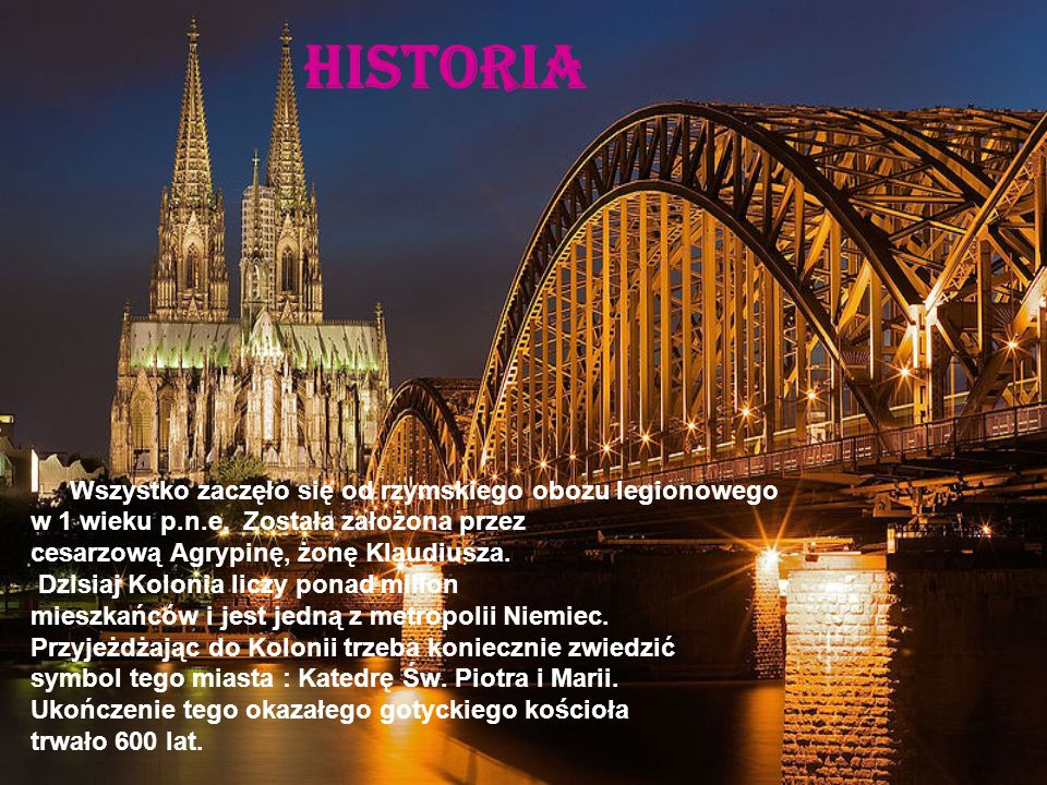 Historia Wszystko zaczęło się od rzymskiego obozu legionowego