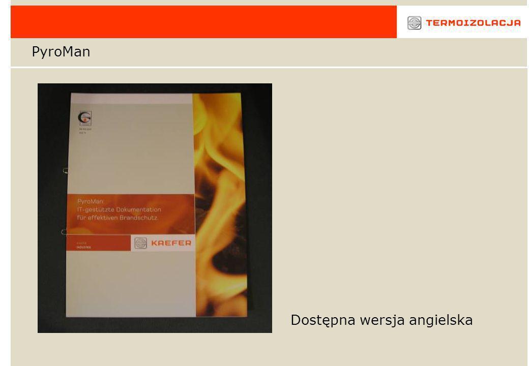 PyroMan Dostępna wersja angielska
