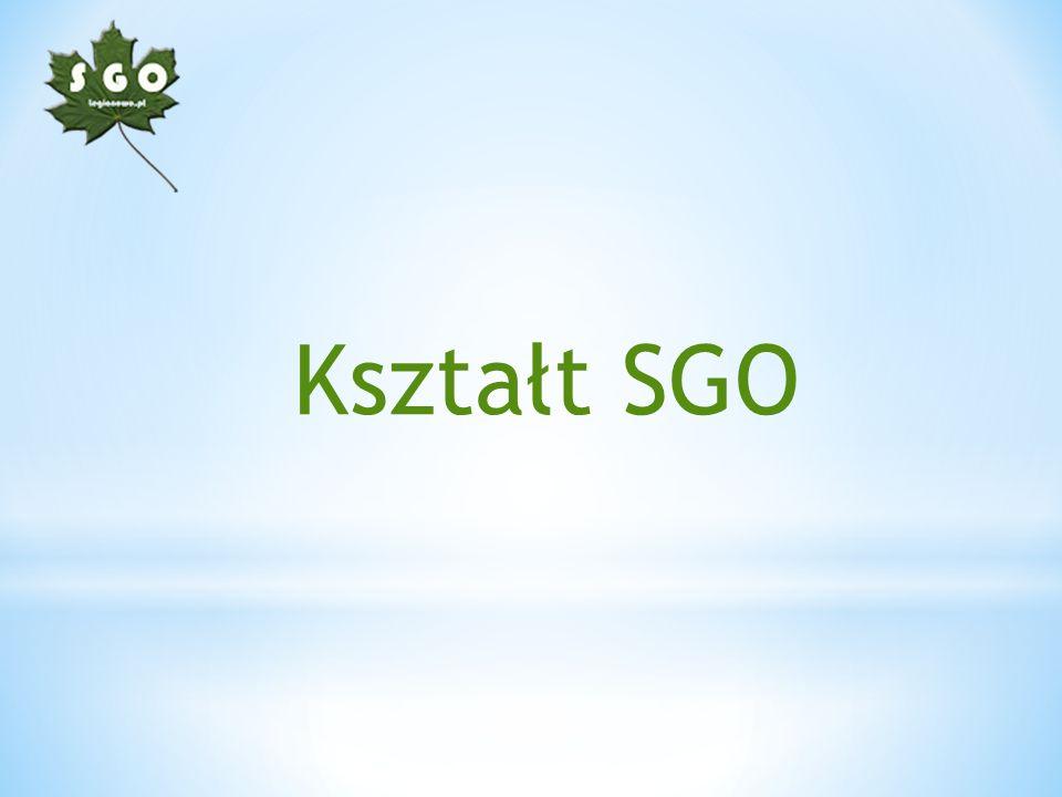 Kształt SGO