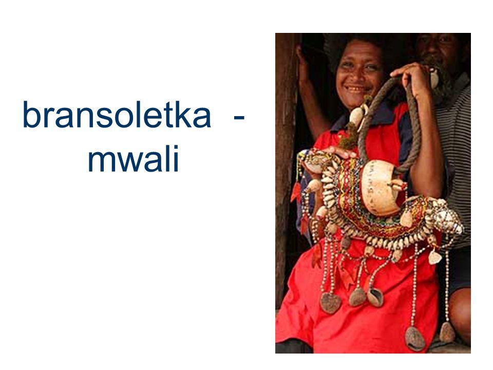 bransoletka - mwali