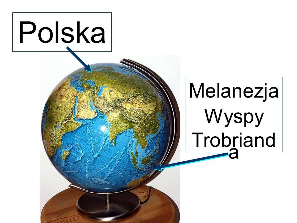 Polska Melanezja Wyspy Trobrianda