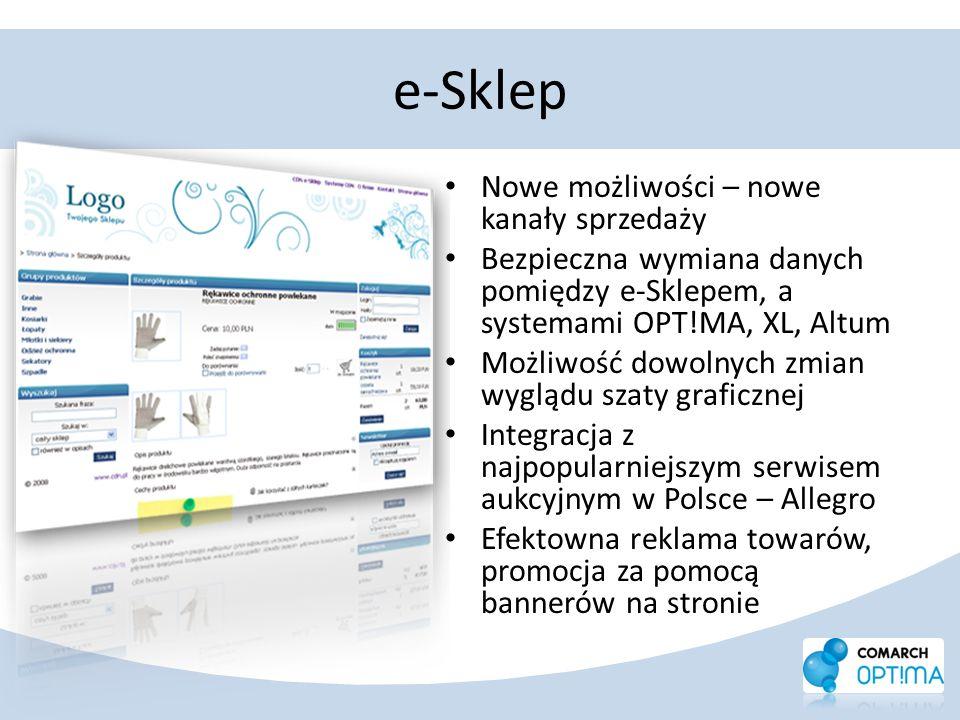 e-Sklep Nowe możliwości – nowe kanały sprzedaży