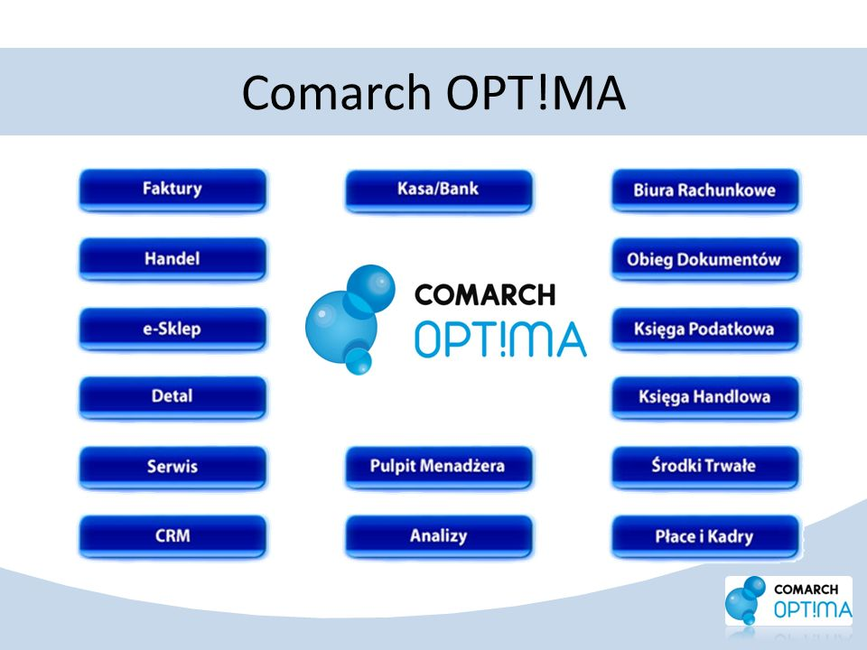 Comarch OPT!MA