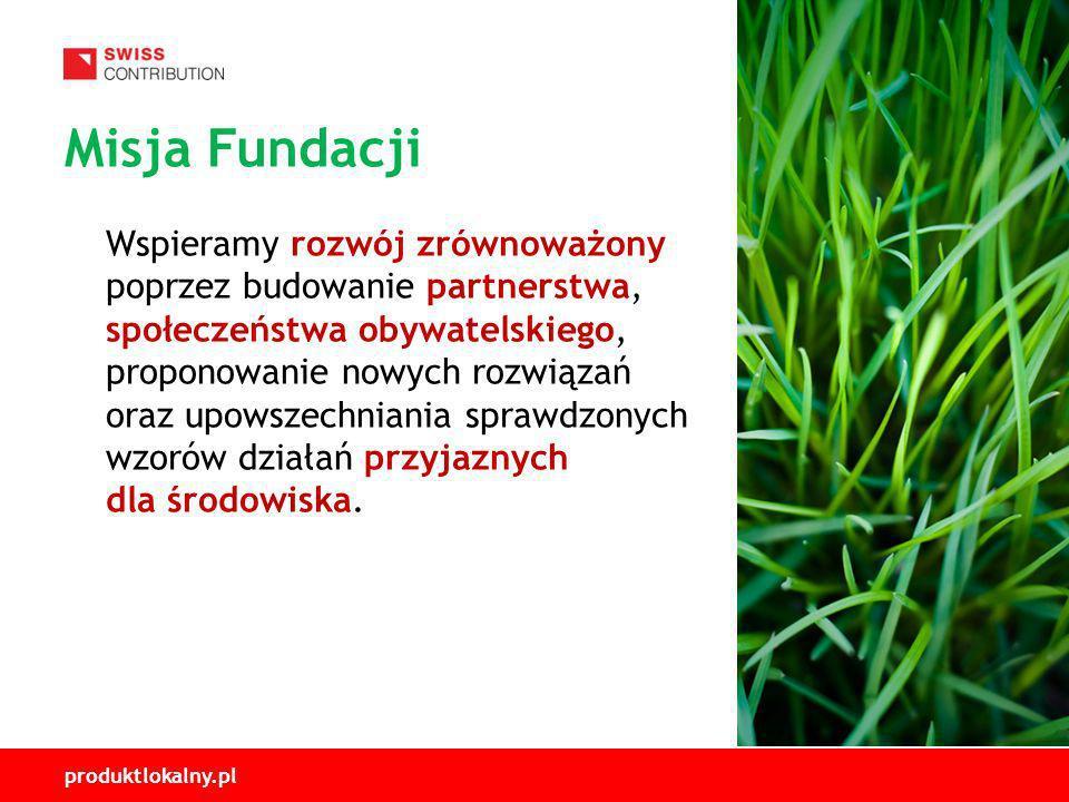 Misja Fundacji