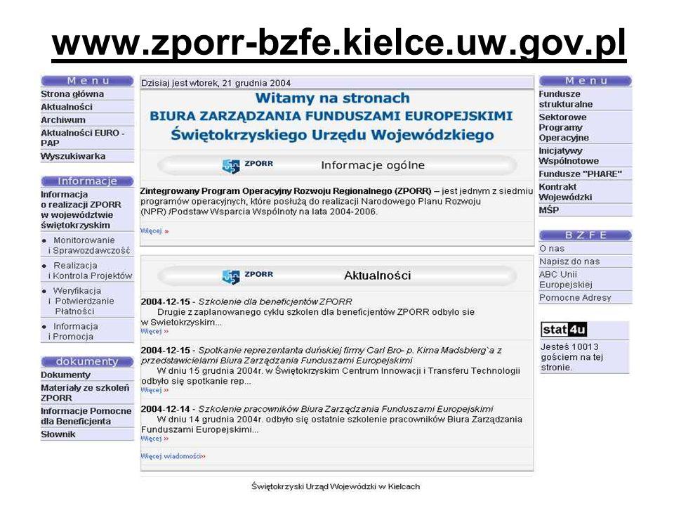 www.zporr-bzfe.kielce.uw.gov.pl