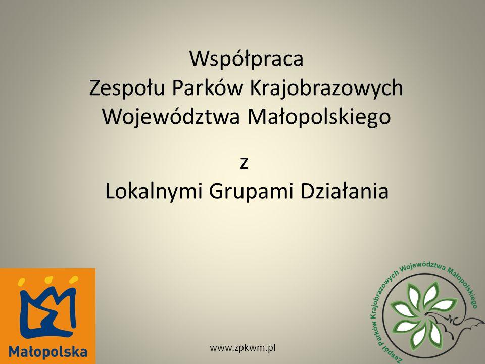 Zespołu Parków Krajobrazowych Województwa Małopolskiego