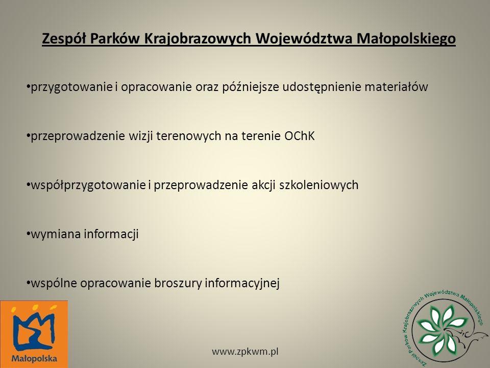 Zespół Parków Krajobrazowych Województwa Małopolskiego