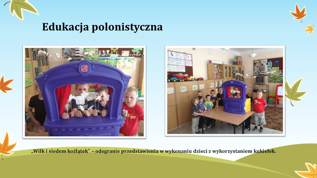 Edukacja polonistyczna