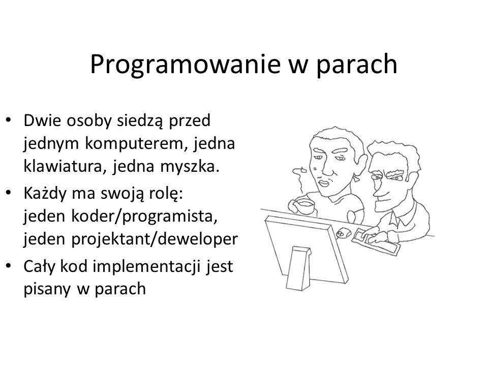 Programowanie w parach