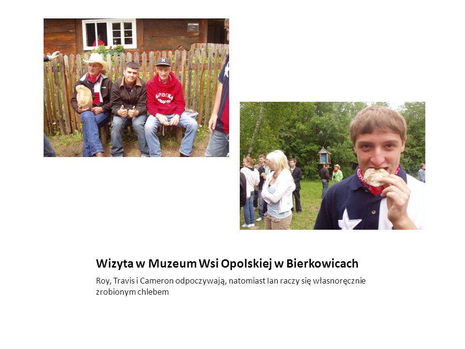 Wizyta w Muzeum Wsi Opolskiej w Bierkowicach