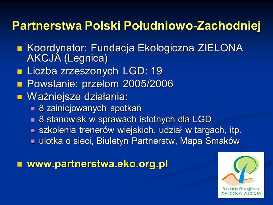 Partnerstwa Polski Południowo-Zachodniej