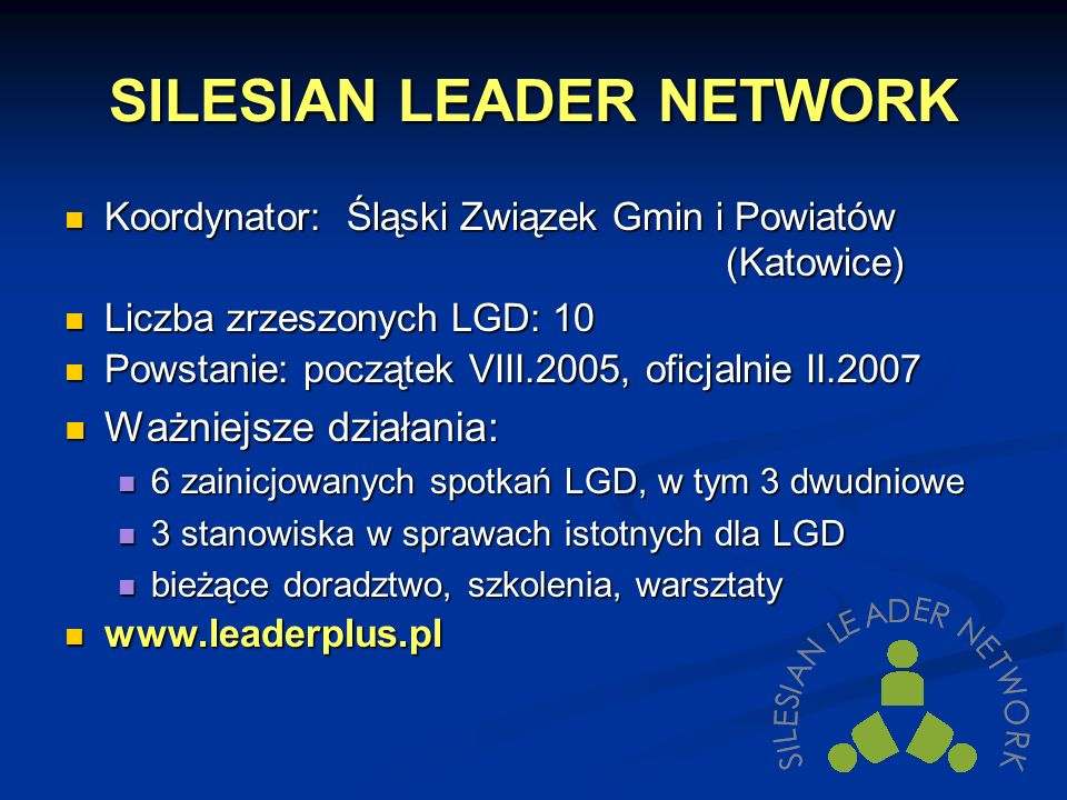 SILESIAN LEADER NETWORK