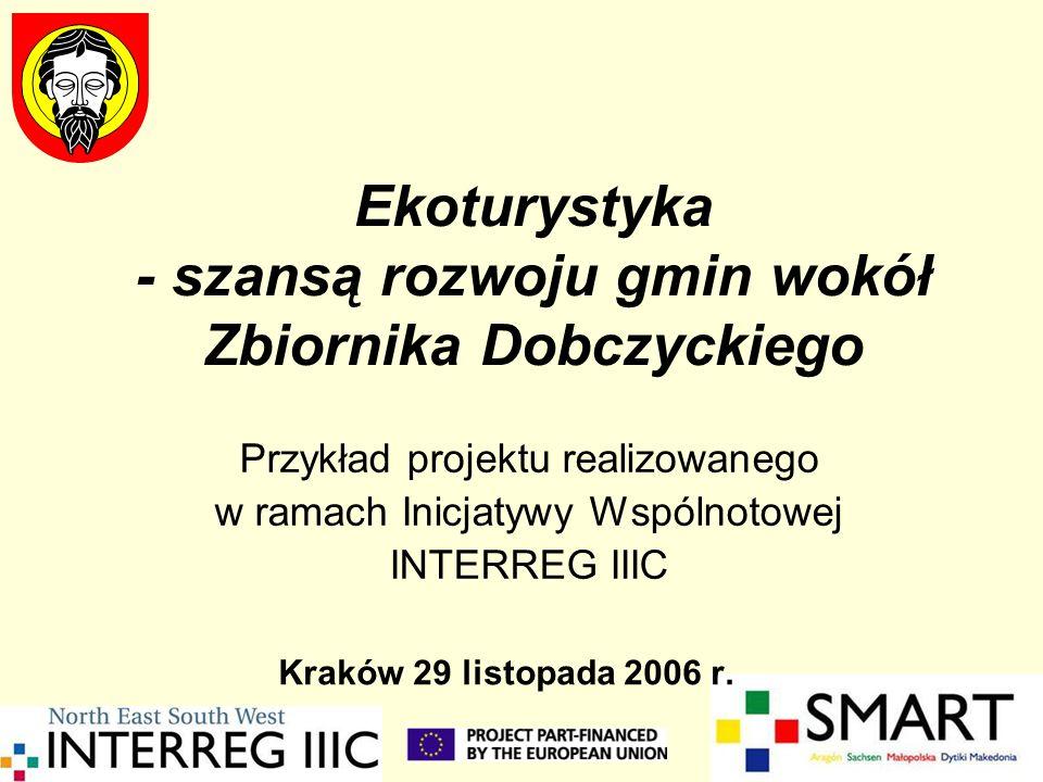 Ekoturystyka - szansą rozwoju gmin wokół Zbiornika Dobczyckiego