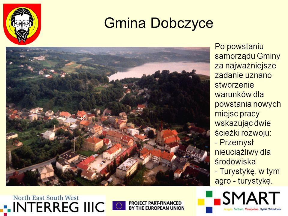 Gmina Dobczyce