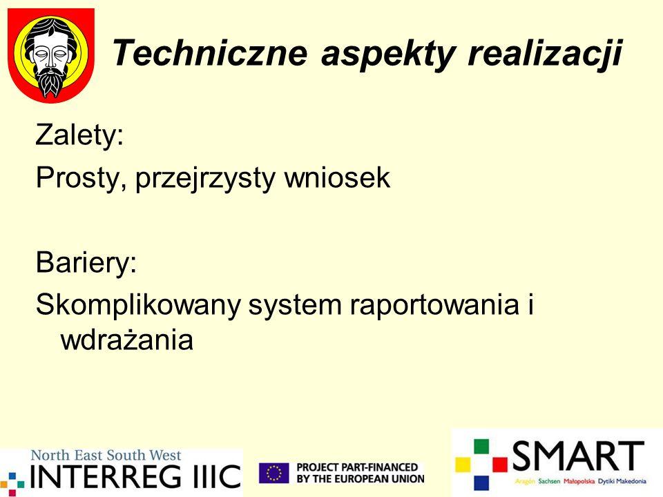 Techniczne aspekty realizacji