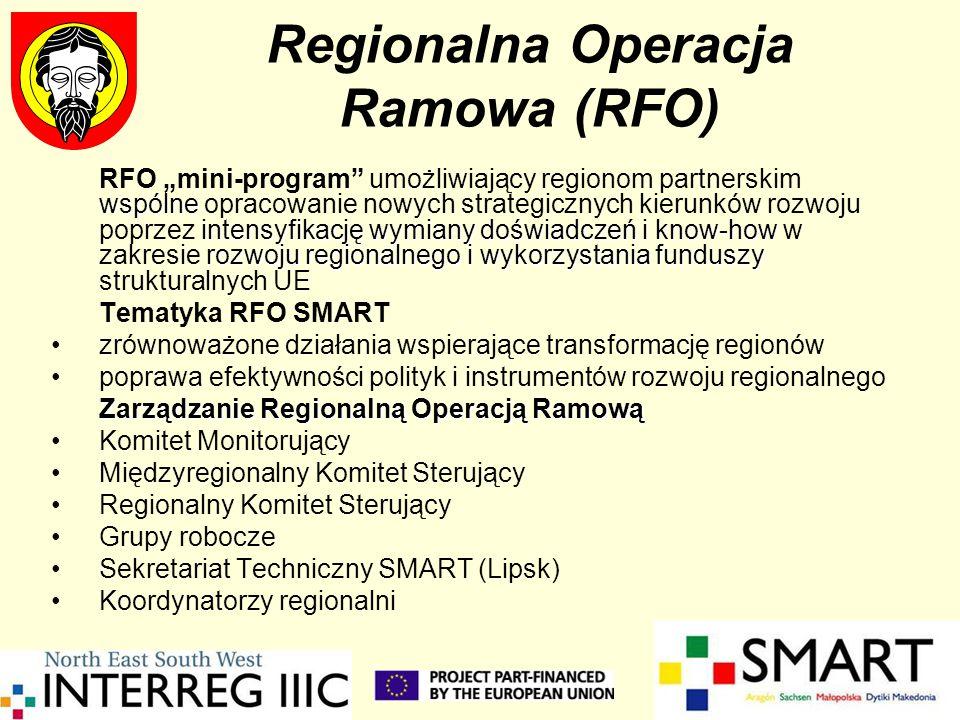 Regionalna Operacja Ramowa (RFO)