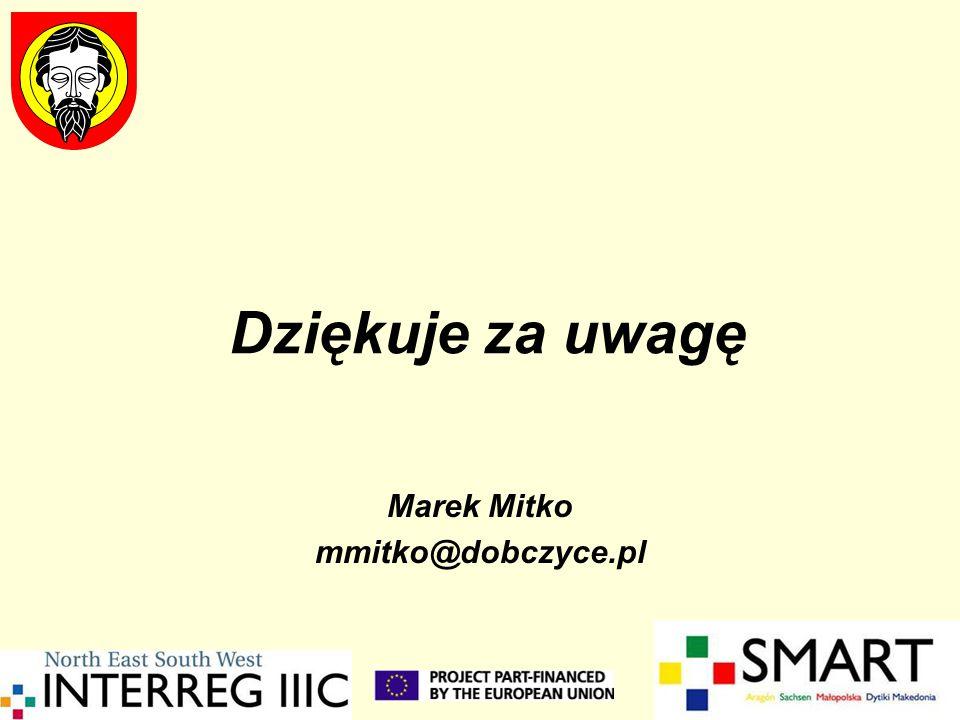 Marek Mitko mmitko@dobczyce.pl