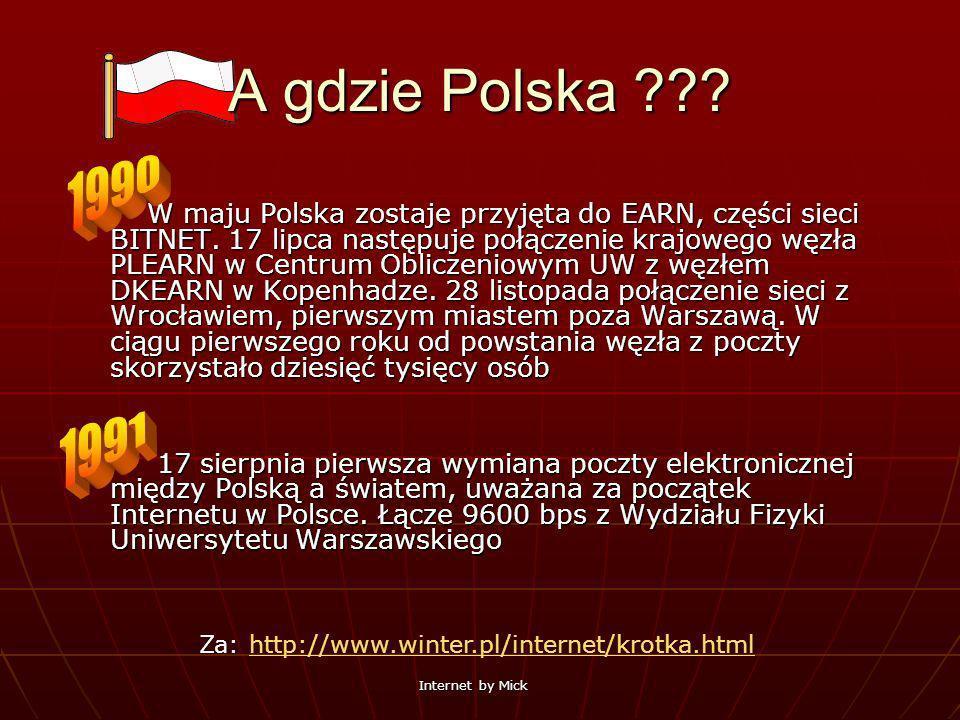A gdzie Polska 1990.