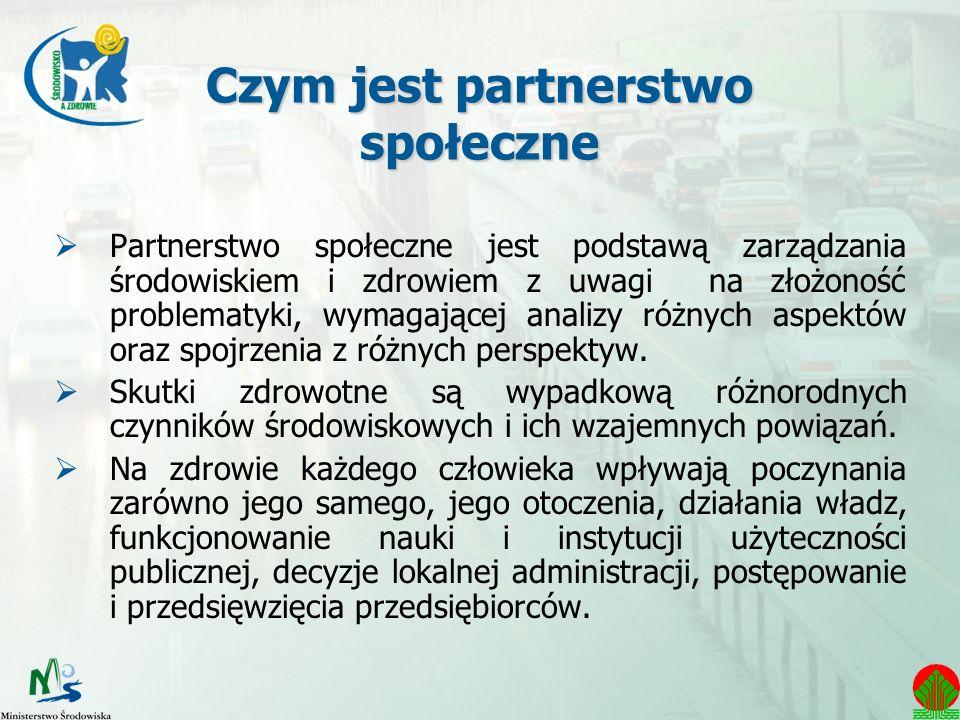 Czym jest partnerstwo społeczne